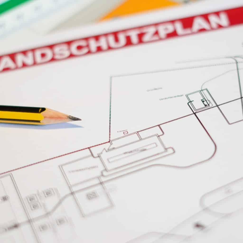 Brandschutz Planung